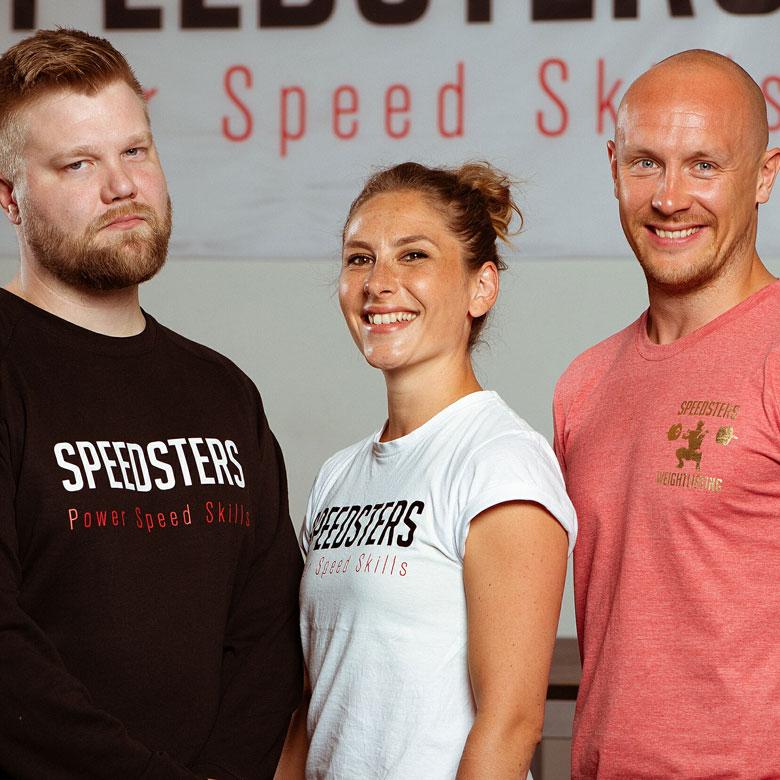 Speedsters Coaching
